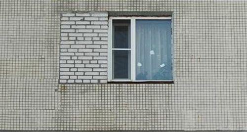 Неправильный замер окна