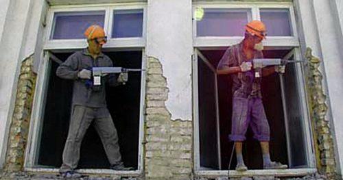 Источники проблемы с окнами