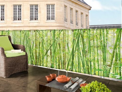 Экраны для балконных балюстрад