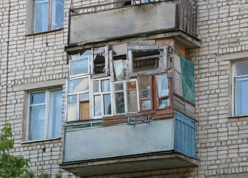 защиты балкона от дождя, ветра и солнца