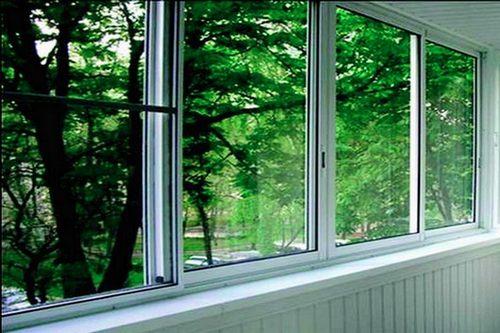 Остекление балкона решения