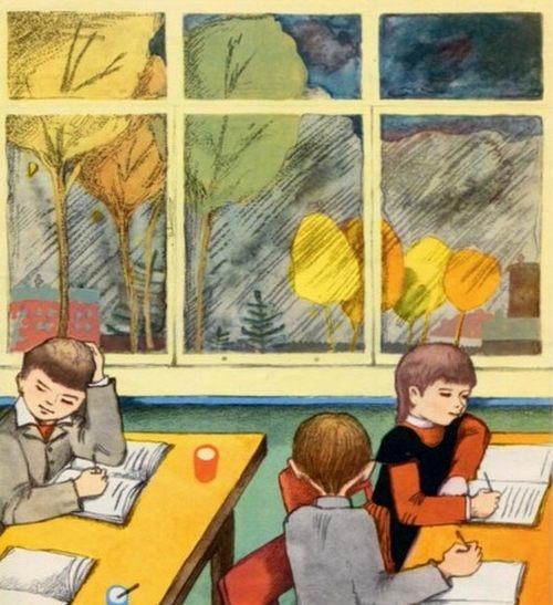 Пластиковые окна в школу