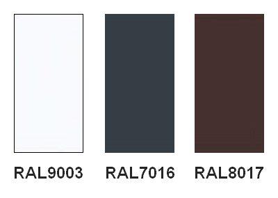 Все цвета рамки